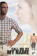 cover of Call Me by My Name with a black student and a fainter white woman