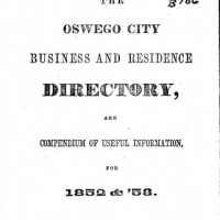 Oswego City Directories and more online
