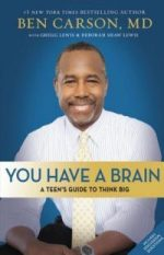 Ben Carson on the cover of You Have a Brain