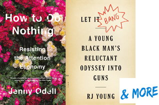 covers for How to Do Nothing and Let It Bang